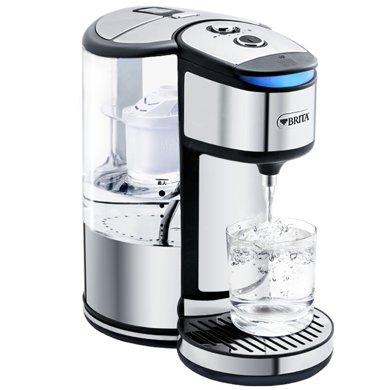 BRITA碧然德即熱凈水吧FB2020B1家用加熱過濾電熱水壺