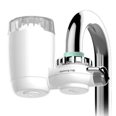 九陽 JYW-T03 水龍頭凈水器家用自來水過濾器廚房活性炭濾水器凈水