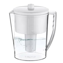 沁园净水器净水杯家用厨房自来水过滤器滤水壶 JB-3.0-709