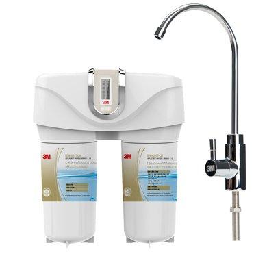3M净水器舒活泉SDW4097T-CN 厨房家用直饮自来水过滤器 智能滤芯监控末端净水机