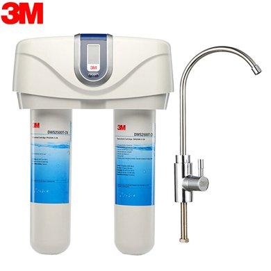3M 舒活泉SDW8000T-CN凈水機智能家用礦泉水無廢水凈水器 直飲自來水過濾器