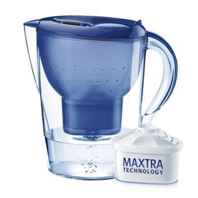 【支持購物卡】德國碧然德Brita濾水壺凈水壺Marella 3.5L (一壺一芯標配)