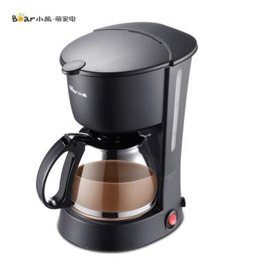 小熊(bear)咖啡機 美式家用 600ml滴漏式小型迷你煮咖啡壺 KFJ-403