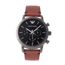 阿瑪尼(Emporio Armani)手表 時尚石英男表 AR1919