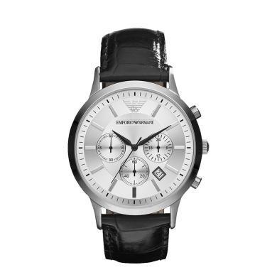 阿瑪尼(Emporio Armani)手表 潮流意大利風格簡約時尚男士手表AR2432