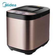 美的(Midea)面包机 早餐机 烤面包机 和面机 多功能 可预约全自动家用双撒料智能面包机 ESC1510