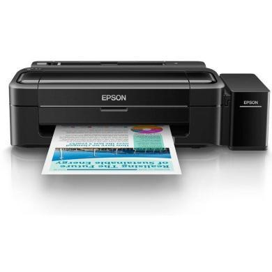 爱普生(EPSON)L310 墨?#36136;?彩色打印机(L310)