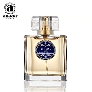 abada榮耀精英香水50ml誘惑清新正品成熟男士綠草花木香約會香水