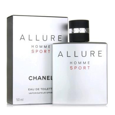 【支持購物卡】法國CHANEL香奈兒 男士SPORT香水 魅力運動男士香水 EDT 50ml