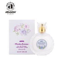 雅比特花季小公主女士30ml持久淡香诱惑香水粉奶花香调时尚优雅