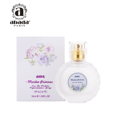 雅比特花季小公主女士30ml持久淡香誘惑香水粉奶花香調時尚優雅