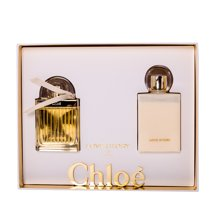 法国Chloe爱的故事(爱语)香水套装(淡香精50ml+身体乳100ml)