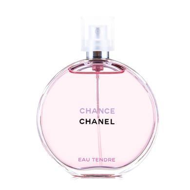 【支持購物卡】法國CHANEL香奈兒 女士邂逅系列香水EDT 100ml 粉色邂逅柔情淡香水