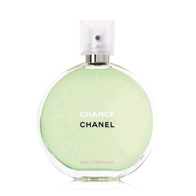 【支持购物卡】法国CHANEL香奈儿 女士邂逅系列香水EDT 100ml 绿色邂逅清新淡香水