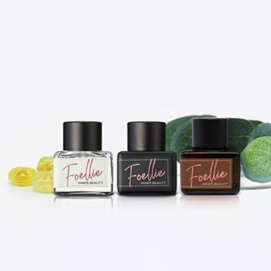 【支持购物卡】韩国  Foellie 蜜桃味/木香/玫瑰香 私密香水 5ml/瓶 香港直邮#多香味可选