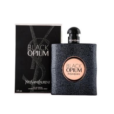 【支持購物卡】法國 圣羅蘭 YSL 多規格可選 黑鴉片女士濃香水