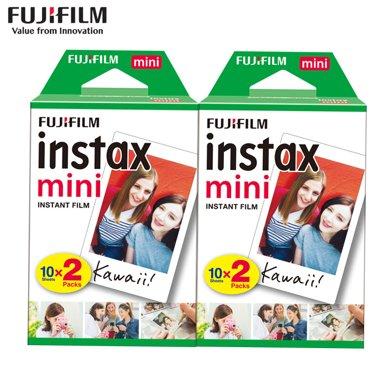 富士(FUJIFILM)趣奇(checky)instax mini相紙 40張套裝 白邊 于mini7S\8\25\50\70\90