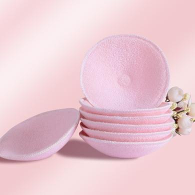 摩登孕媽 新款可洗式防溢乳墊防漏滲加厚哺乳貼四個裝溢奶墊