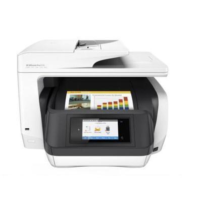 惠普 HP A4彩色噴墨傳真多功能一體機 OfficeJet Pro 8720 (打印 復印 掃描 傳真)(8720)