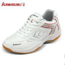 川崎羽毛球鞋运动鞋防滑耐磨男女鞋 超轻网面透气训练跑步鞋减震k-003