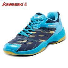 川崎(kawasaki) 羽毛球鞋男女运动休闲鞋网球鞋防滑耐磨减震眼镜蛇