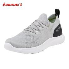 kawasaki/川崎 19新品款运动休闲鞋男女同款防滑耐磨减震慢跑鞋透气K-857