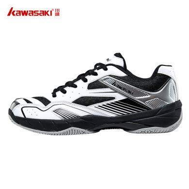 川崎(KAWASAKI)19年新款羽毛球鞋?#20449;?#27454;运动鞋防滑?#38041;?#20943;震K-159