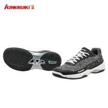 Kawasaki/川崎羽毛球鞋男女同款運動鞋訓練比賽羽鞋炫風系列K-353