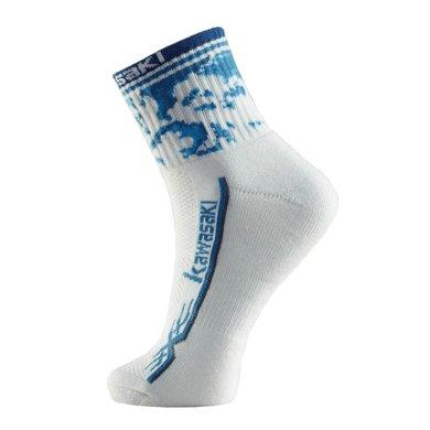 川崎kawasaki羽毛球襪子戶外運動跑步騎行網球襪兒童