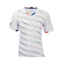 川崎(KAWASAKI) 羽毛球服運動短袖T恤休閑吸汗速干透氣經典款
