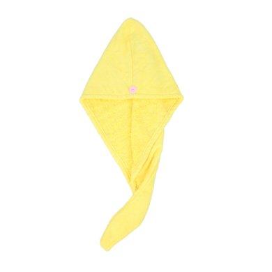 姣蘭 加厚長絨加大超細纖維超吸水干發帽快干浴帽干發巾