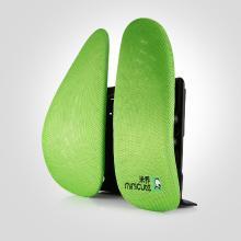 米乔人体工学腰垫汽车腰靠护腰舒适透气车用靠垫腰部支撑米乔腰垫-经典款