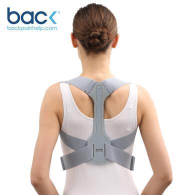 英国Back Shoulder Brace全能护脊肩托 健身?#31859;?尺码可选