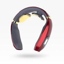 璐瑤頸椎按摩器頸部按摩儀多功能脖子振動家用智能護頸儀肩