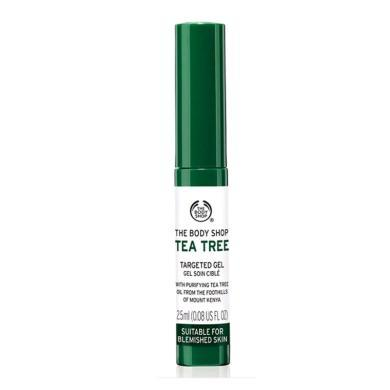 【支持購物卡】英國The Body Shop美體小鋪 茶樹祛痘凝膠急救棒2.5ml