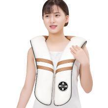 茗振(MZ)頸椎按摩披肩 頸椎按摩器 頸部 肩部 腰部按摩器