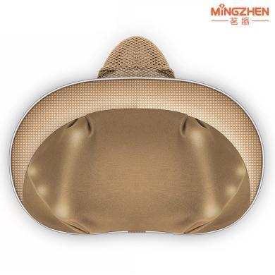 茗振頸腰部肩部全身按摩枕家車兩用按摩靠墊頸椎按摩器MZ-158B-1