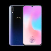 VIVO X21s 屏幕指纹全面屏手机 6+128G 星夜黑 移动联通电信4G手机 双卡双待