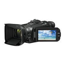 佳能 (Canon) LEGRIA GX10家用高端摄像机(4K 约1340万像素 15倍光变 3.5英寸触屏 双DIGIC DV6处理器)