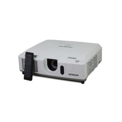 日立(HITACHI)HCP-5150X 5000流明 工程投影 液晶投影機 會議投影儀 HCP-5150X(含100寸幕布)(HCP-5150X)