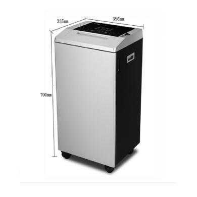 科密金盾G-6500碎紙機 大功率大型商務大容量粉塵級7級高保密銀行單位辦公1*1(G-6500)