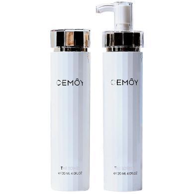 【支持購物卡】澳洲CEMOY白金流明水乳套裝5D補水爽膚水120ml+精華乳液120ml