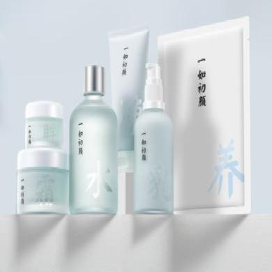素萃 氨基酸一如初顏護膚5件套 保濕補水護膚品套裝(孕婦可用)