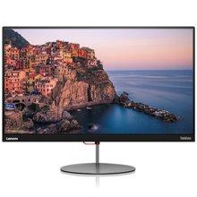 联想(ThinkVision)X24 23.8英寸纤薄超窄边框IPS屏显示器