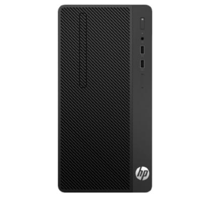 惠普(HP) 282 G4 MT 台式商用办公家庭游戏娱乐电脑主机 ( i5-8500 8G内存 500G机械硬盘 集显 无光驱 )单主机!