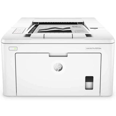 惠普(HP)LaserJet Pro M203dw激光打印機  無線打印 自動雙面+有線+無線wifi 打印