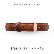 丹尼尔惠灵顿(Daniel Wellington)正品DW手表表带女表超细皮表带13mm
