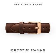丹尼尔惠灵顿(Daniel Wellington)DW女士手表表带 女士皮质表带14mm