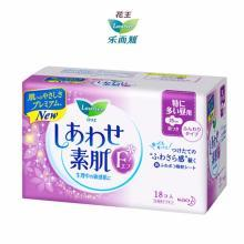乐而雅 F系列 量特多日用 带护翼卫生巾(25cm *18片)