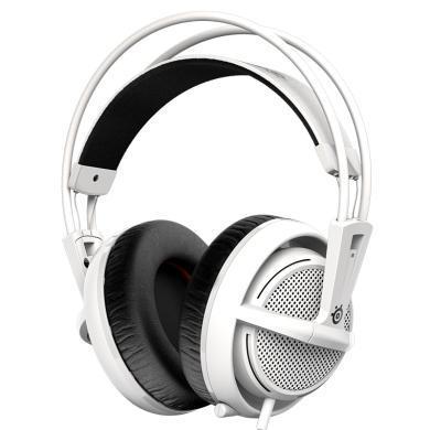 SteelSeries(賽睿)西伯利亞200 耳機 白色